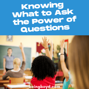 knowing what to ask - power of questions   learning   problem solving   critical thinking
