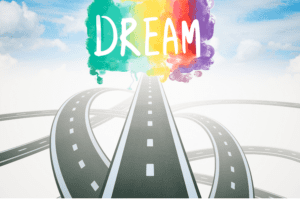 There's always more than one way to get to your dream.